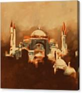 Painting 768 4 Hagia Sophia Canvas Print