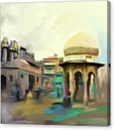 Painting 798 3 Chowk Yaadgar Canvas Print