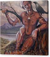 Pakkanar's Salvation Canvas Print