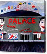Palace Amusements Asbury Park Nj Canvas Print