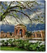 Palace Of Fine Art Canvas Print