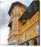 Palace Of The Iturriza Canvas Print