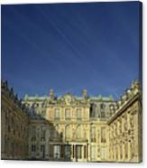 Palace Of Versailles Canvas Print