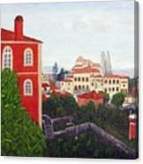Palace - Sintra Canvas Print