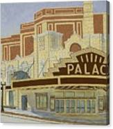 Palace Theatre Canvas Print