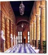Palacio Canvas Print