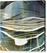 Palazo Hotel Reflection Canvas Print