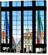 Palazzo Madama.torino Canvas Print