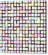 Pale.35 Canvas Print