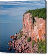Palisade Head Canvas Print