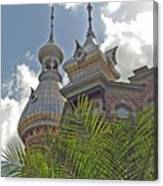 Palm Of The Dome Canvas Print