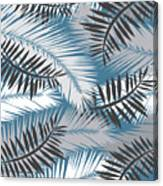 Palm Trees 10 Canvas Print