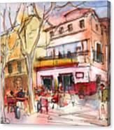 Palma De Mallorca 01 Canvas Print