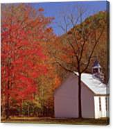 Palmer Chapel Canvas Print