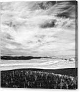 Palouse Field Ir 1034 Canvas Print
