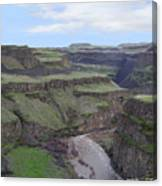 Palouse River Canyon Canvas Print