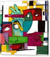 Pals Canvas Print