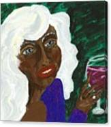 PAM Canvas Print