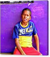 Panama Kids 967 Canvas Print