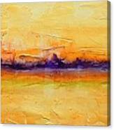 Pancake Ridge#1 Canvas Print