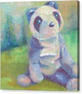 Panda 2 Canvas Print