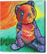 Panda 3 Canvas Print