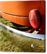 Panel Truck Bumper Canvas Print