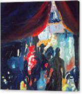 Panem Et Circenses Canvas Print