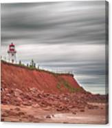 Panmure Island Lighthouse Canvas Print