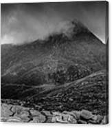 Panorama From Slievenaglogh Canvas Print
