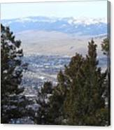 Panoramic Picture Canvas Print