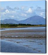 Panoramic View Blennerville Canvas Print