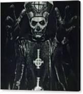 Papa Emeritus II Canvas Print