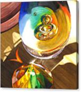 Paperweights Canvas Print