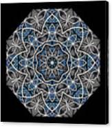 Papilloz - Mandala Canvas Print