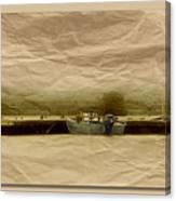 Papper Art 0001 Canvas Print