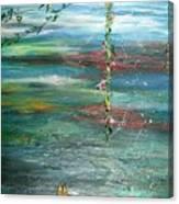 Pappilon Canvas Print