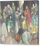 Parables Canvas Print