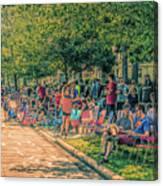 Parade #6 Canvas Print
