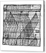 Paradigm Shift Canvas Print