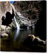 Paradise Falls In Thousand Oaks, California Canvas Print