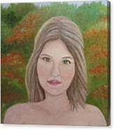 Paradise Lost Canvas Print