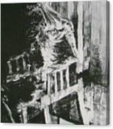 Paranoiac Canvas Print