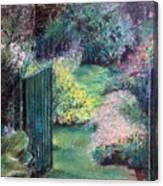 Parc Canvas Print