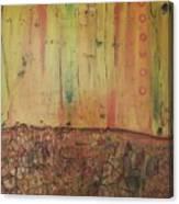Parched Canvas Print