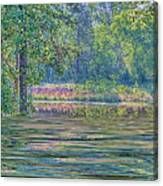Paridise Canvas Print