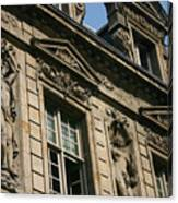 Paris - Architecture 2 Canvas Print