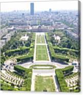Paris 2 Canvas Print