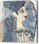 Parisiene Canvas Print