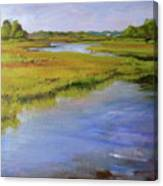 Parker's River, Cape Cod Canvas Print